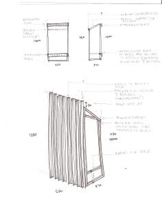 Podium Sketch