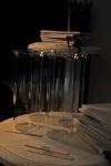 beaker vases