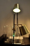 Lab Lights and Beaker Vases