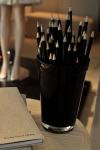 Laser engraved pencils