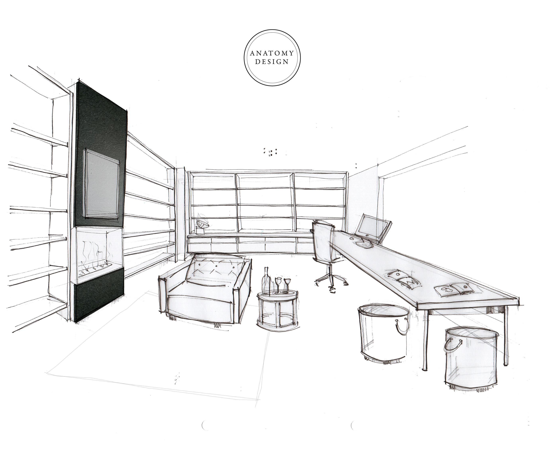 Interior Design   Anatomy Design