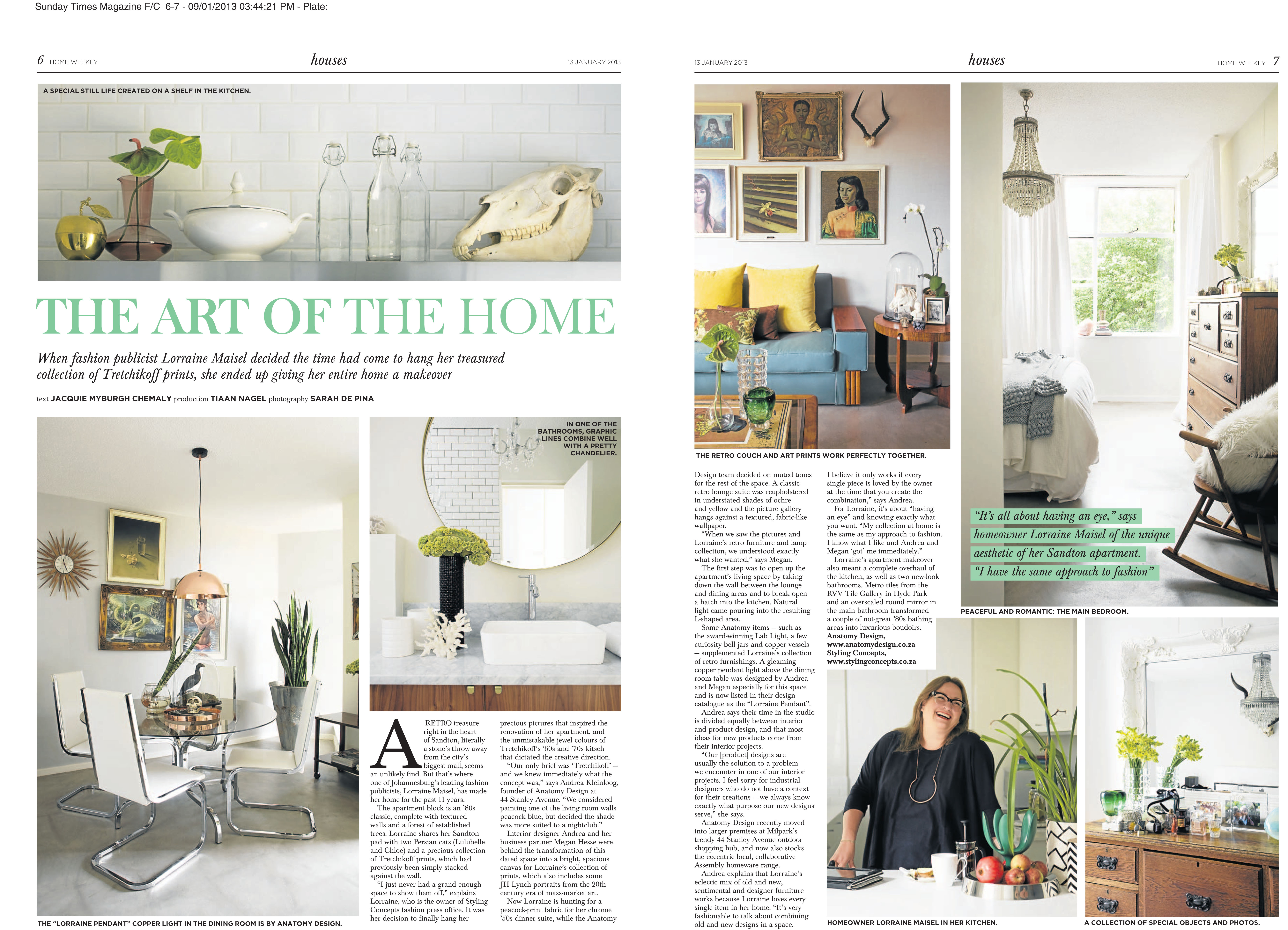13_01_2013 01 01hw1301homeweekly_al_6 7 - Interior Design Magazine Article